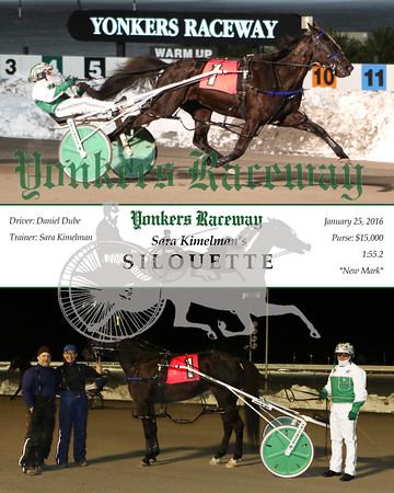 20160125 Race 3- Silouette