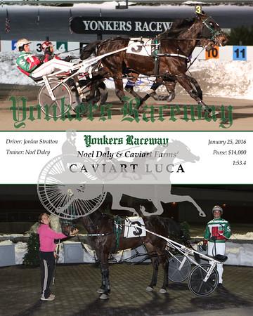 20160125 Race 9- Caviart Luca