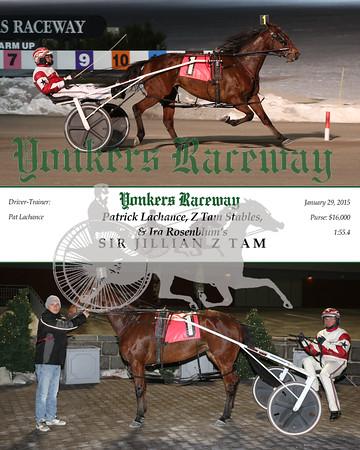 20160129 Race 12- Sir Jillian Z Tam
