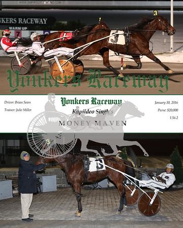 20160130 Race 11- Money Maven