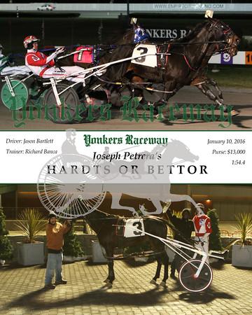20160107 Race 10- Hardts Or Bettor