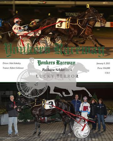 20160109 Race 6- Lucky Terror