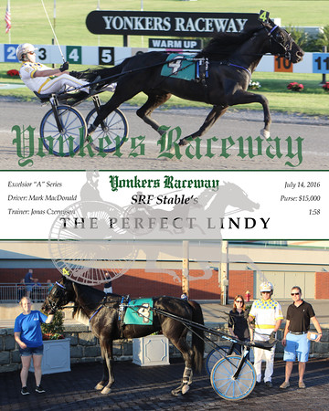 20160714 Race 2- The Perfect Lindy