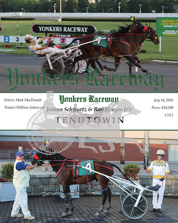 20160714 Race 3- Tendtowin