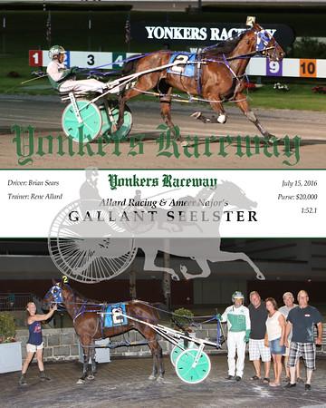 20160715 Race 7- Gallant Seelster