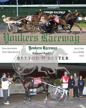 20160715 Race 5- Bettor N Better