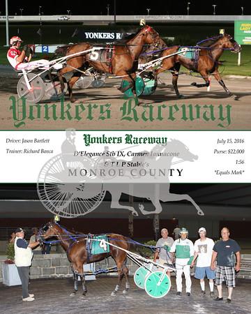 20160715 Race 10- Monroe County