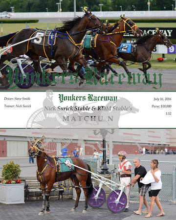 20160716 Race 2- Matchu N