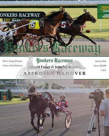20160716 Race 1- Aberdeen Hanover