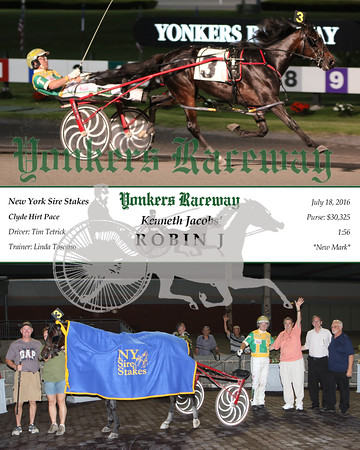 20160718 Race 6- Robin J
