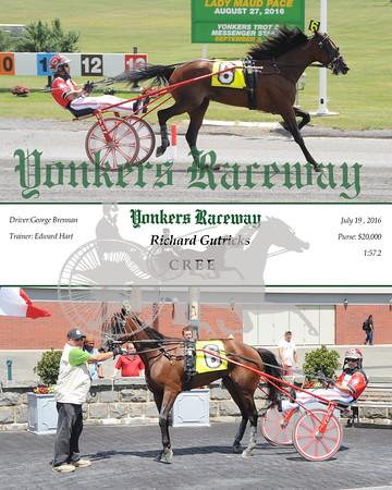 07192016 Race 5-Cree