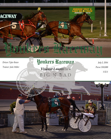 20160702 Race 5- Big N Bad