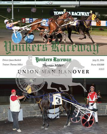20160721 Race 10- Union Man Hanover