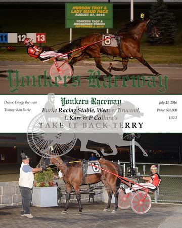 20160723 Race 7- Take It Back Terry