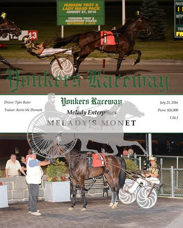 20160723 Race 11- Melady's Monet