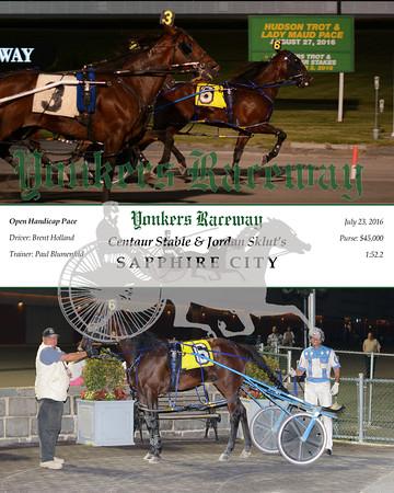 20160723 Race 8- Sapphire City