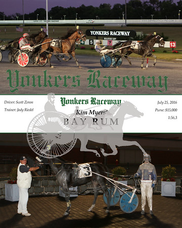 20160725 Race 4- Bay Rum