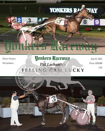 20160725 Race 8- Feeling Cam Lucky