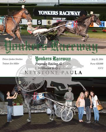 20160725 Race 6- Keystone Paula
