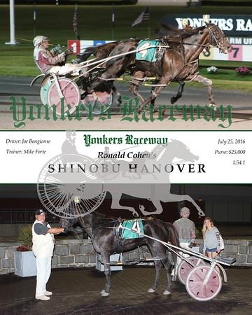 20160725 Race 11- Shinobu Hanover