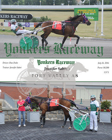 07262016 Race 2-Fort Valley As