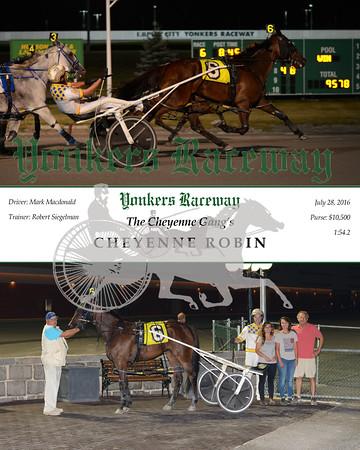 20160728 Race 6- Cheyenne Robin