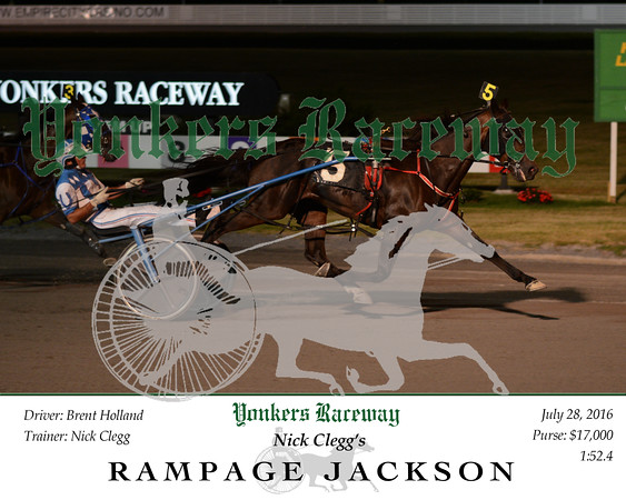 20160728 Race 10- Rampage Jackson