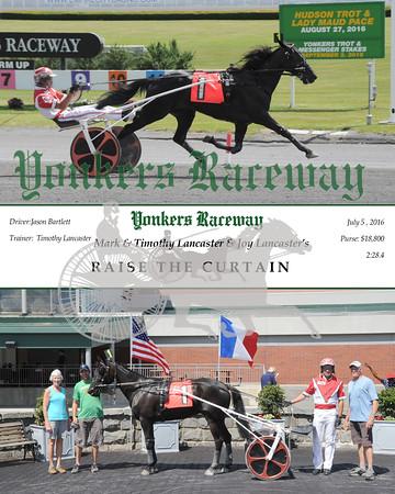 07052016 Race 7-Raise The Curtain
