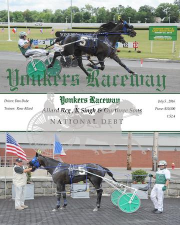 07052016 Race 5-National Debt