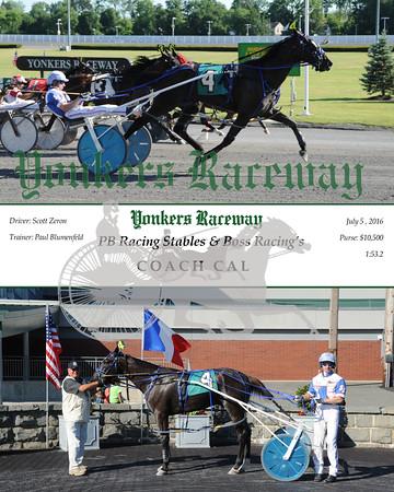 07052016 Race 12-Coach Cal