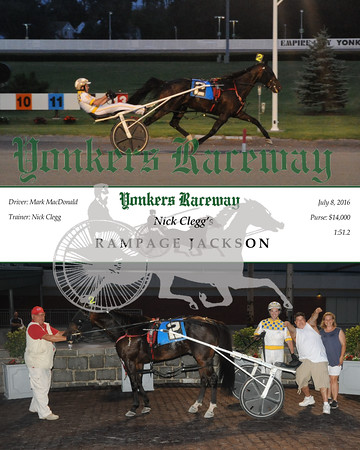 07082016 Race 4- Rampage Jackson
