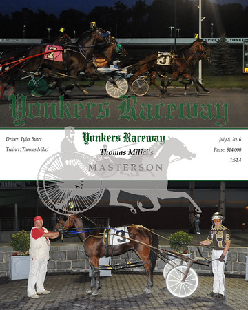 07082016 Race 5- Masterson