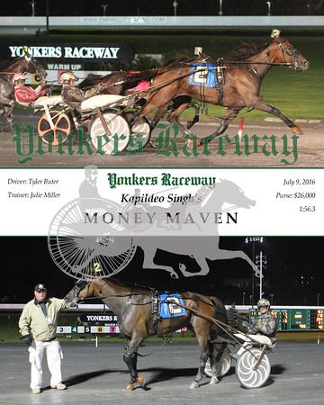 20160709 Race 11- Money Maven