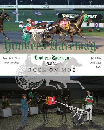 20160709 Race 4- Rock On Moe