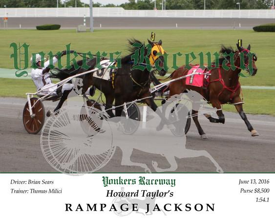 20160613 Race 1- Rampage Jackson