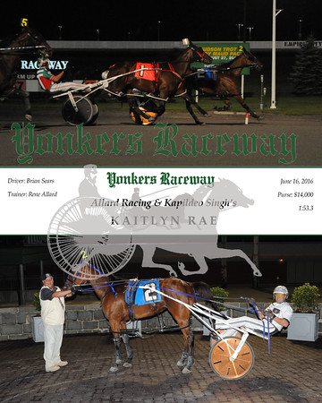 06162016 Race 11- Kaitlyn Rae