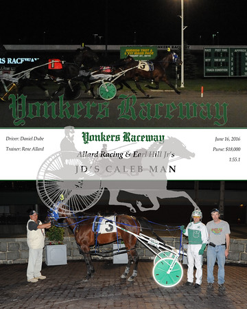 06162016 Race 9- Jd's Caleb Man