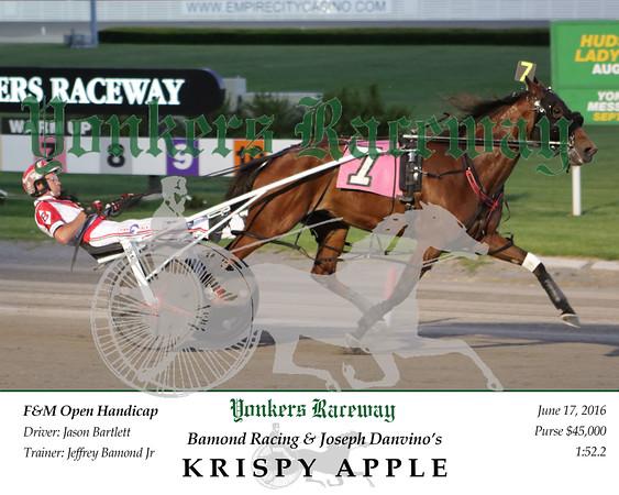 20160617 Race 5- Krispy Apple 2