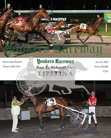 20160617 Race 7- Tipitina