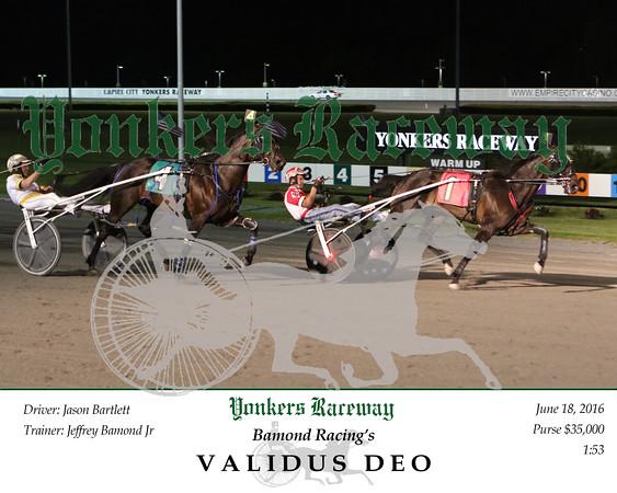 20160618 Race 9- Validus Deo
