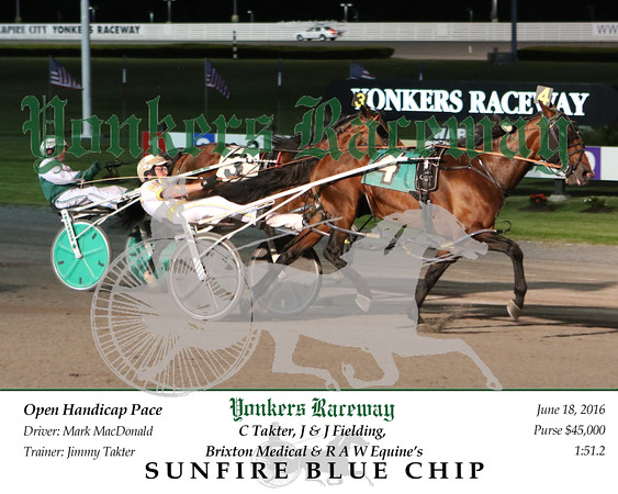 20160618 Race 6- Sunfire Blue Chip 2