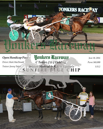 20160618 Race 6- Sunfire Blue Chip