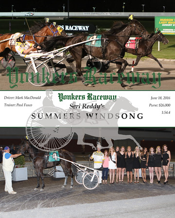 20160618 Race 10- Summers Windsong