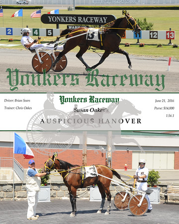 06212016 Race 6-Auspicous Hanover