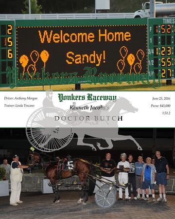 06252016 Race 8- Welcom Home Sandy