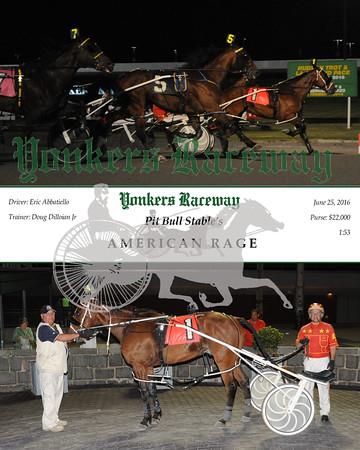 06252016 Race 9- American Rage
