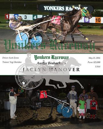 20160627 Race 11- Jaclyn Hanover