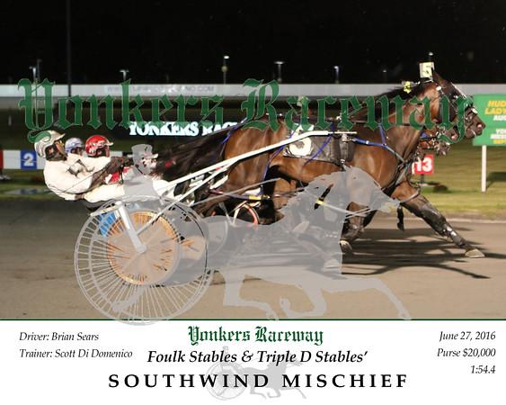 20160627 Race 7- Southwind Mischief