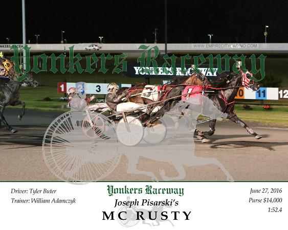 20160627 Race 9- Mc Rusty