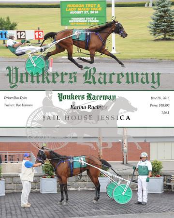 06282016 Race 6-Jailhouse Jessica